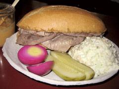 Best Sandwiches in America - A Reader Addendum