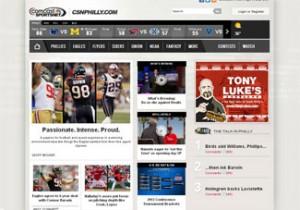Tony Luke's on Comcast SportsNet Philadelphia