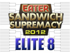 Sandwich Supremacy Elite 8