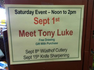 Meet Tony Luke's @ Fantes