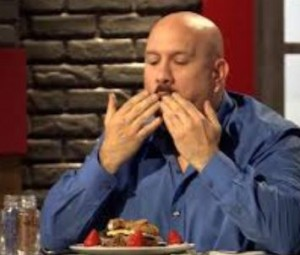 Tony Luke & his new show Frankenfood