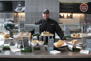 Aramark James Hennessey Executive Chef