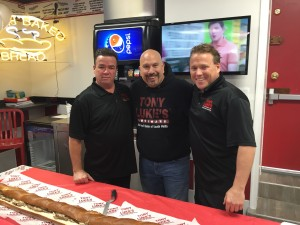 Tony Luke's Franchise