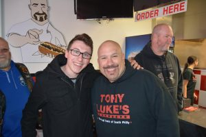 Sicklerville Location Update & Thank You From Tony Luke Jr.