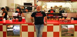 Tony Luke Jr. Opens Own Store In Sicklerville, NJ